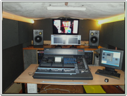 Mobile Audio Studio